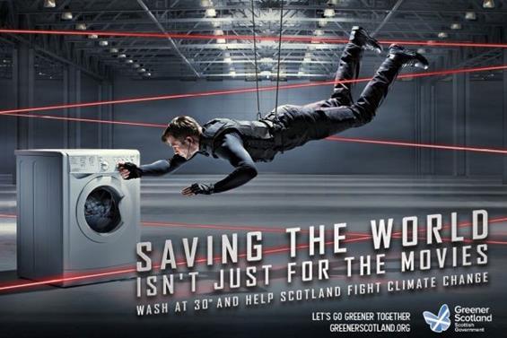 Scottish Government launch 'Green' campaign