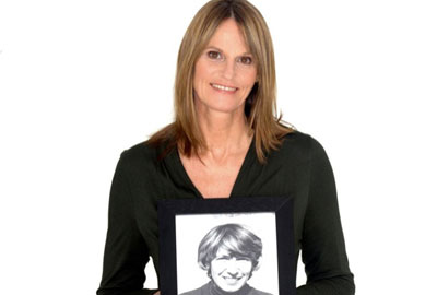 Actress Gwyneth Strong lost her mother to ovarian cancer 10 years ago