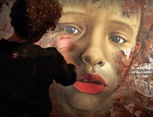 British artist Jonathan Darby