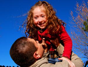 Parents affect childrens' behaviour