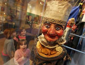 Hastings Museum has received funding from the Heritage Lottery Fund