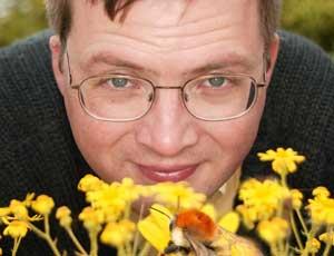 Matt Shardlow, chief executive, Buglife