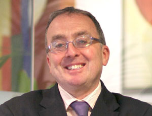 Stephen Bubb, knighted in the New Year Honours List