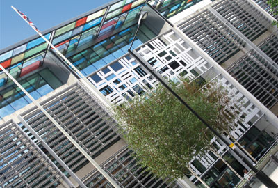 Home Office, home of the National Fraud Authority