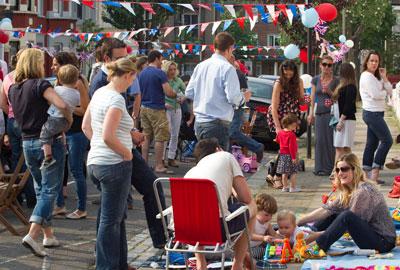 Uturn UK organises street associations