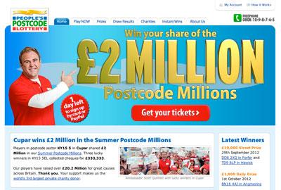 People's Postcode Lottery