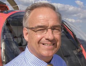 Tim Page, chief executive, East Anglian Air Ambulance