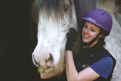Redwings Horse Sanctuary's annual report