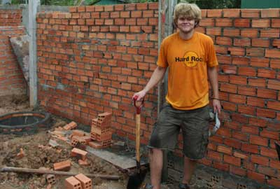 Projects Abroad placement in Cambodia
