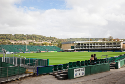 Bath Recreation Ground Trust wants to use the former training ground of Bath Rugby Club, pictured