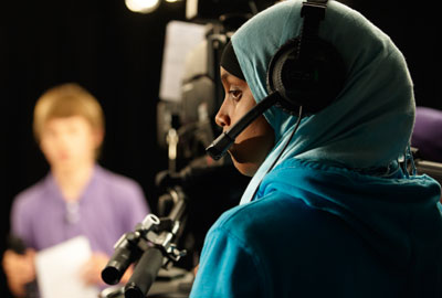 The Roundhouse Studios received £5m to work with young people
