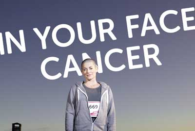 Cancer Research UK's new campaign