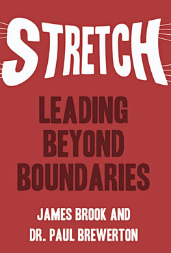 Stretch, by James Brook and Paul Brewerton