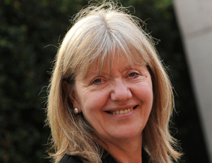 Julie Wilkes, chief executive of Skills - Third Sector