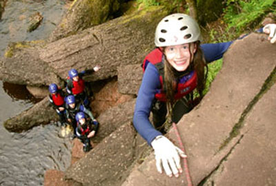 Stramash provides outdoor pursuits