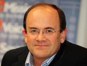 Tom Wright, chief executive of Age UK