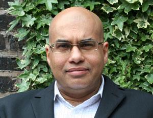 Sajid Hashmi, chief executive of CVS Vast