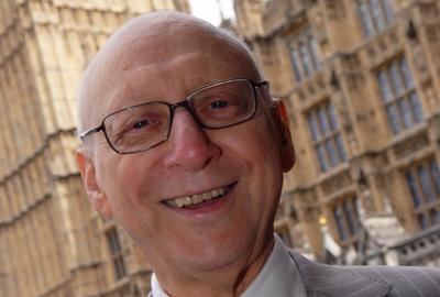 Gerald Kaufman MP