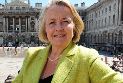 Dame Mary Marsh