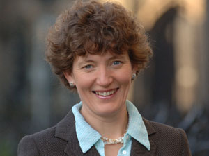 Kate Mavor, chief executive, the National Trust for Scotland