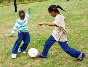 The Football Association and Action for Children