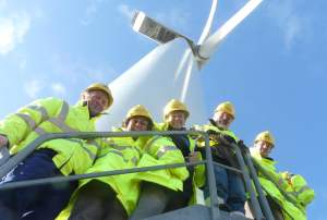 Drumberg Wind Farm, Scottish Community Foundation