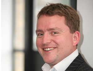 NCVO head of policy and research Karl Wilding