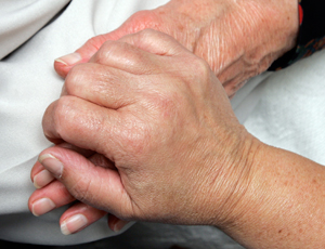 Age Concern cares for the elderly