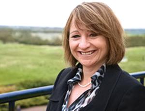 Alison Hopkinson, finance director, Tearfund
