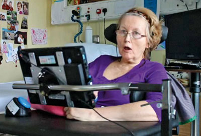 Neuro-disability film: People with the condition talked about their experiences