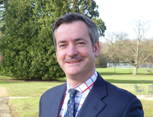 Robert Marsh, chief executive, Eve Appeal