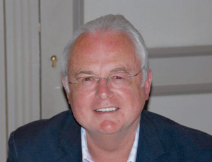 Martyn Lewis, chair, NCVO