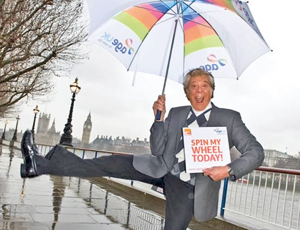 Lionel Blair for Age UK