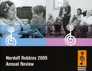Nordoff Robbins' annual report