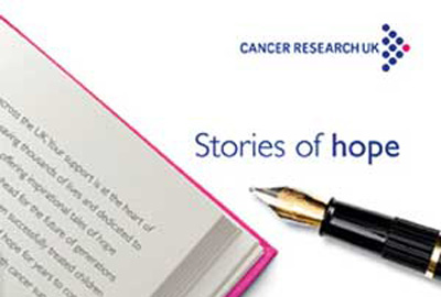 Cancer Research UK newsletter