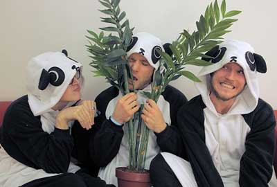 McFly support WWF's Earth Hour campaign