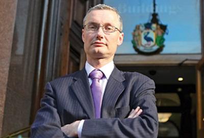 Paul Brant, deputy leader, Liverpool City Council