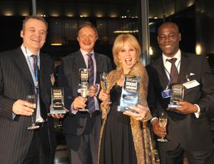 BMAC 2010 winners