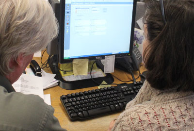 The Work Programme aims to get people into employment