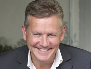 Geoff Burnand, Charity Bank's chief investment officer