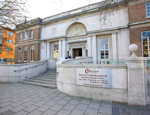 Chelmsford Borough Council's Civic Centre