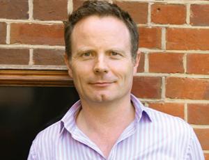 John Howson, head of programme development, Sightsavers