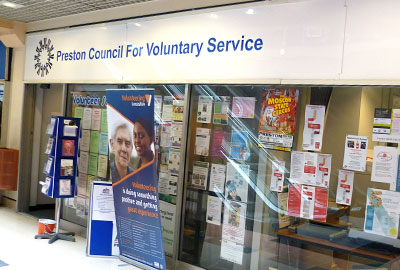 Council for Voluntary Service Central Lancashire