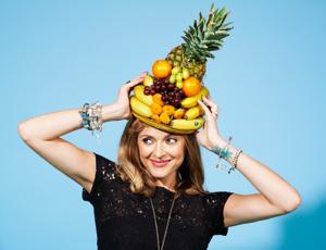 TV presenter Fearne Cotton
