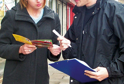 Agreement on street fundraising expected