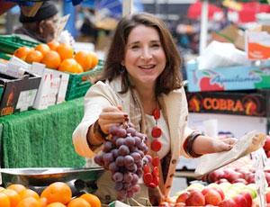 Catherine Gazzoli, chief executive, Slow Food