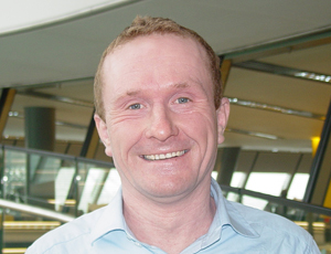 Peter Lewis, the chief executive of LVSC