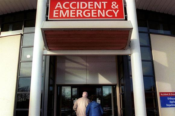 A&E: can charities help?