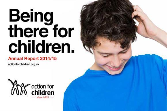 Action for Children: annual report