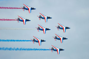 Flying colours: the Royal International Air Tattoo